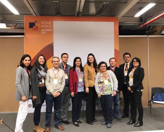 CUARTA REUNIÓN Universidad de los Andes – Virtual EDUCA